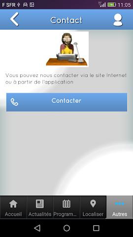 android GymSenlis Screenshot 4