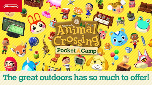 Animal Crossing: Pocket Camp apkpoly screenshots 1