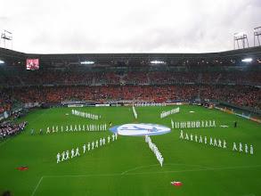 Photo: Openingsceremonie van het EK 2007 - 21 jaar.