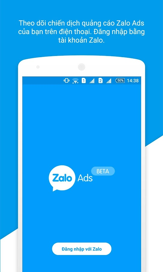 Zalo Ads- screenshot