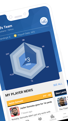 Fantasy Football My Playbook screenshot 2