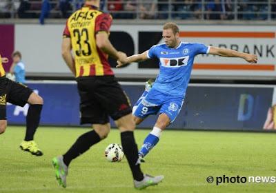KV Mechelen zag een 1-2 voorsprong in rook opgaan in de slotfase tegen een zwak AA Gent