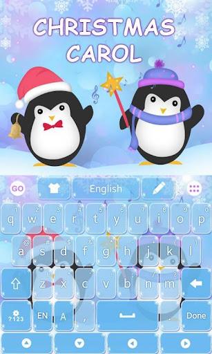 Christmas Carol Keyboard Theme