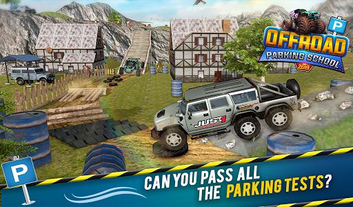 Off road Jeep Parking Simulator: Car Driving Games 1.4 screenshots 17