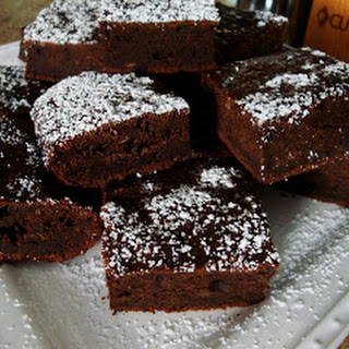 Better-For-You Black Bean Brownies