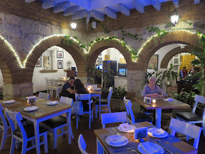 Photo: Vieja Lira interior. There is also enoteca and deli sections, and a rooftop terrace.
