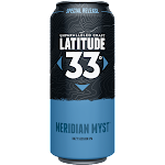 Latitude 33 Meridian Myst Hazy Session IPA