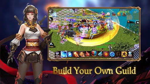 Conquer Online - MMORPG Action Game 1.0.7.8 screenshots 2