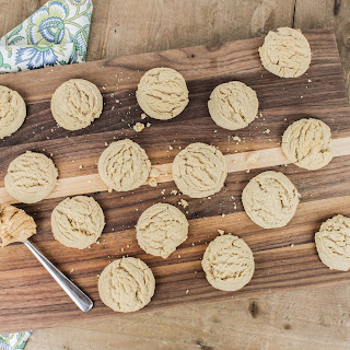 Chewy Peanut Butter Cookies Without Brown Sugar Recipes.
