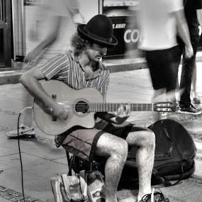 by Tatjana Blesic - City,  Street & Park  Street Scenes
