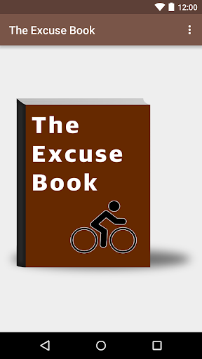 The Excuse Book