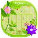 Keyboard Green Power icon