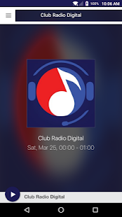 Club Radio Digital - náhled