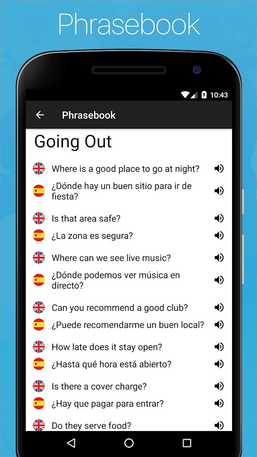 Spanish english dictionary android apps on google play spanish english dictionary screenshot solutioingenieria Gallery