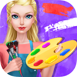 Artist Girl – Stylish Painter for PC and MAC