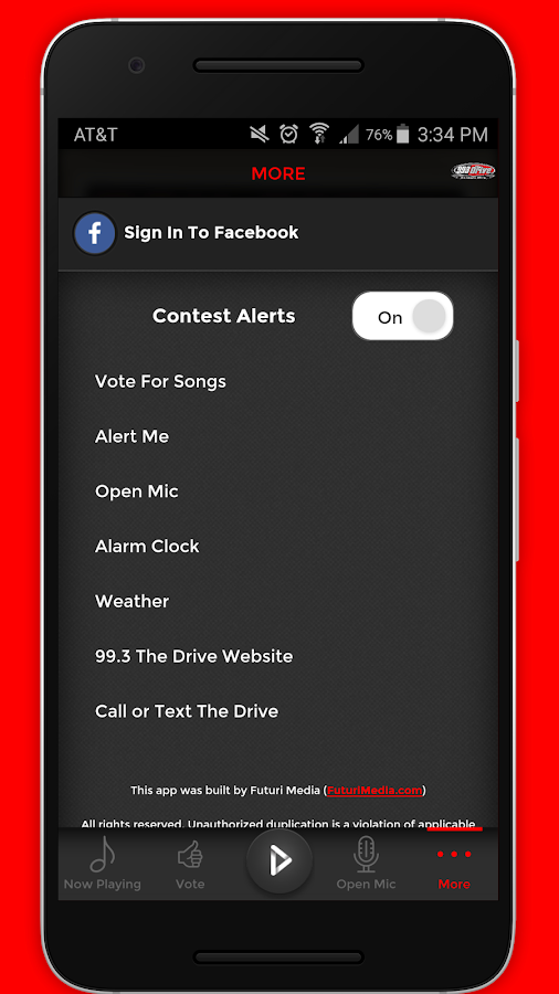 99.3 The Drive - Classic Hits- screenshot