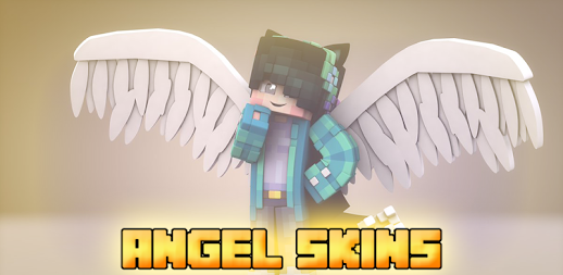 Angel Skins for Minecraft PE APK