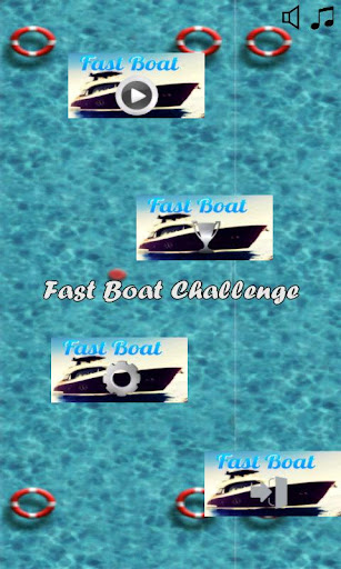 Speed Boat Challenge