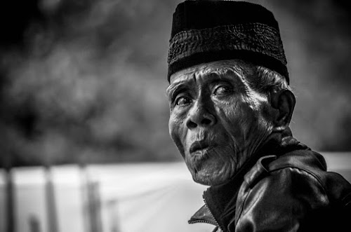 A Glance by Harri Pratama - People Portraits of Men