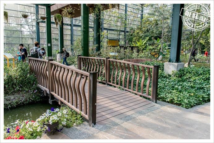 金獅湖蝴蝶園橋