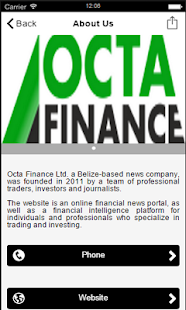 Octa Finance- screenshot thumbnail