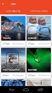 StumbleUpon- screenshot thumbnail