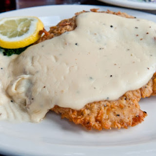 Cuban-Style Chicken Fried Steak