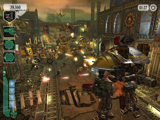 Warhammer 40,000: Freeblade 5.4.0 screenshots 12