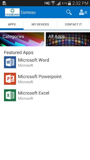 玩免費商業APP 下載Microsoft Intune 公司门户 app不用錢 硬是要APP