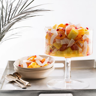 Florida Ambrosia Salad recipe | Epicurious.com.
