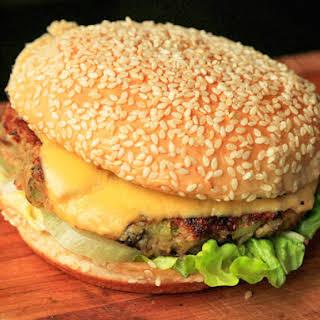 Homemade Vegan Burgers That Don't Suck.