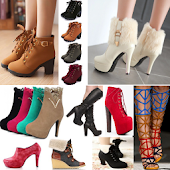 Fashion Shoes Booties models