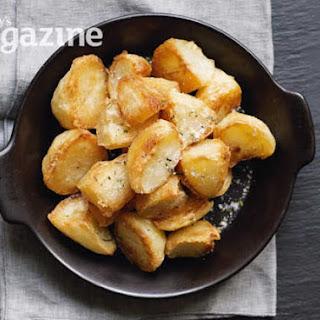 Extra Crunchy Freeze-ahead Roast Potatoes.