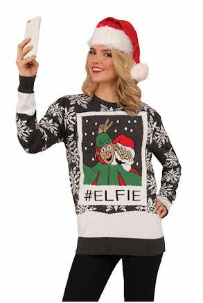 Jultröja, Selfie