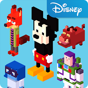 DISNEY CROSSY ROAD V1.000.6462 MOD (UNLIMITED MONEY/UNLOCKED) APK