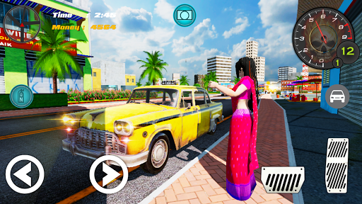 Real Taxi India Driver download 1