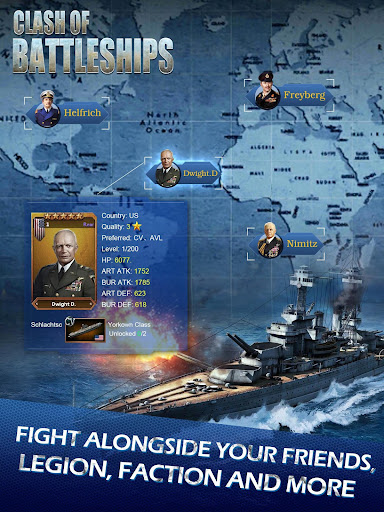 Clash of Battleships - COB screenshot 7
