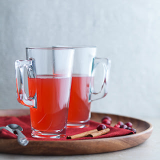 Cranberry Spice Tea.