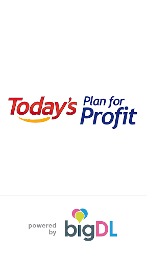 Today's Plan for Profit