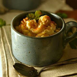 Mac and Cheese Soup.