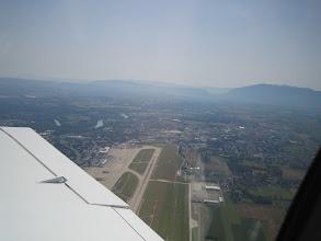 Photo: Leaving Geneva http://www.swiss-flight.net