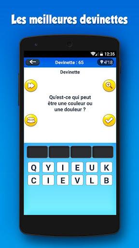 Devinette avec ru00e9ponse android2mod screenshots 5