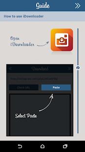 Inst Downloader for Instagram: Photo & Video Saver Screenshot