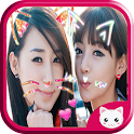 Cat Face Photo Maker Pro icon
