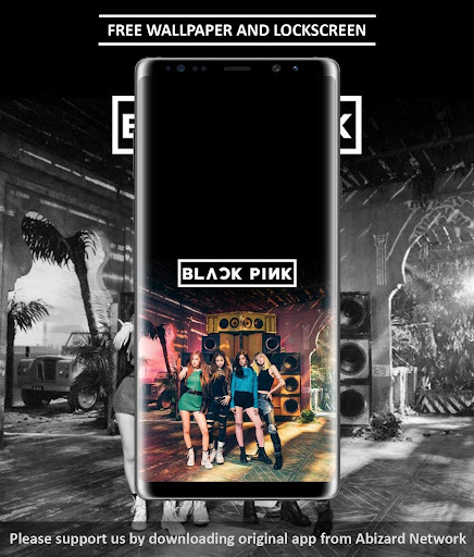 Black Pink Wallpapers KPOP 3.1 screenshots 4