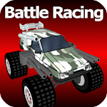 Monster Car Battle Racing Icon