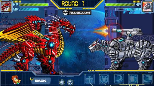 玩具機器人大戰:機器白虎