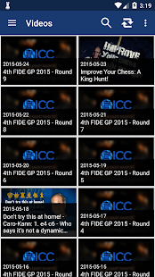 Chess at ICC- screenshot thumbnail