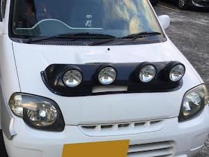 Kei HN11S Gタイプ 4WDのカスタム事例画像 うるおいのジェルさんの2018年11月13日17:09の投稿