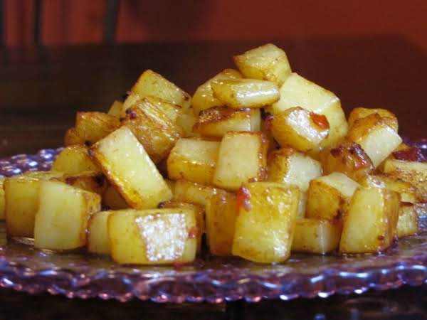 Costa Rican Breakfast Potatoes